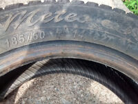 winter tires 4 -185/60R14