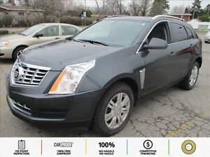 2013 Cadillac SRX Luxury Collection AWD 4dr Luxury