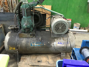 Webster air compressor reduced 1200.00!!!!!!!!!!!!!!!!!!!!!!!!!! Oakville / Halton Region Toronto (GTA) image 1