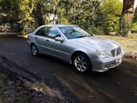 2007 Mercedes-Benz C220 CDI Auto SE 1 FORMER KEEPER, FSH ,CLIMATE, CRUISE £2595 A4 BMW3 SIZE