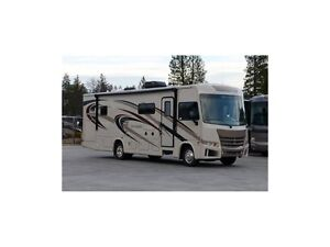 Brand New 32 Foot Luxury Class A Motorhome For Rent !!