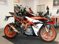KTM 390 373.2cc RC 390 Supersport 2017MY RC 390