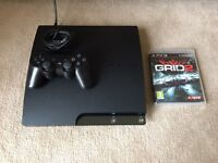 Sony PlayStation 3 260gb PS3 Console And Game