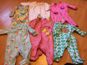 Cute sweet baby girl clothes 0-3m