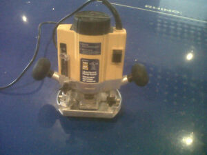 Powerfist 7Amp Router, As New Condition, Barely Used!!! ONLY $40