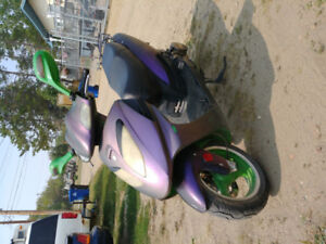 2005 Lifan 150 CC Moped Scooter
