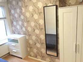 Lovely double room for a professional