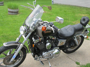 1996 Harley Davidson 1200 Custom Sportster