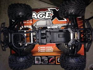 New HPI Savage X 4.6 Rolling Chassis $275 obo.