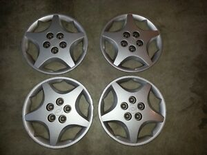 Factory wheel covers for Chevrolet Cavalier
