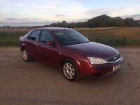 2005(55) FORD MONDEO LX TDCI 2 FORMER KEEPERS FULL SERVICE HISTORY 2 KEYS