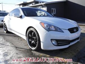 2012 HYUNDAI GENESIS 3.8L GT 2D COUPE AT