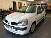 Renault Clio Auto 1 Lady Owner Full Renault Service History Finest Example