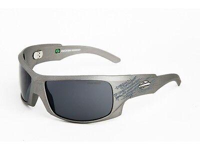 New MORMAII Asturias Mens Fashion Sport Eyewear Glasses Sunglasses Silver Frame