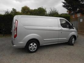Ford Transit Custom 290 Limited Swb Van 2.0 130ps Euro 6 IN STOCK