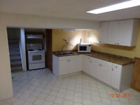 FULLY FURNISHED BASEMENT APARTMENT FOR RENT JANE/SHEPPARD