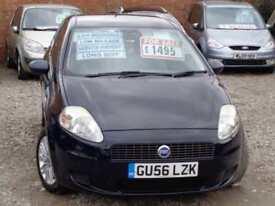 2006 Fiat Grande Punto Dynamic 1.3