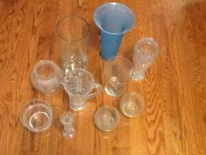 Set of 10 vases - reduced Oakville / Halton Region Toronto (GTA) image 1