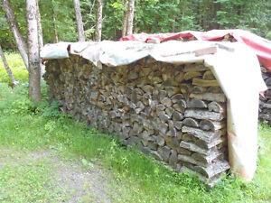 seasoned hardwood firewood - NEW PRICE