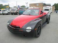 2004 Chevrolet SSR Pick-up Cabriolet