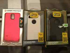 Otter box phone case IPhone 5 and Samsung s5