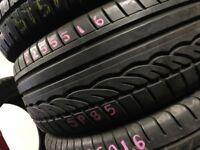 Tyre shop . Car & van tyres for sale . New & used tyres . PartWorn tyres . Part worn tires
