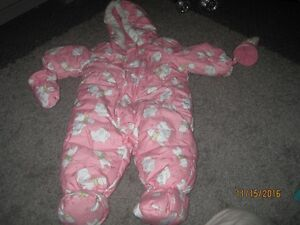 girls snow suit London Ontario image 1