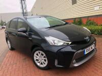 Toyota Prius+ 1.8 HYBRID 2015 MY ICON FACELIFT LEATHERS 1 OWNER MINT