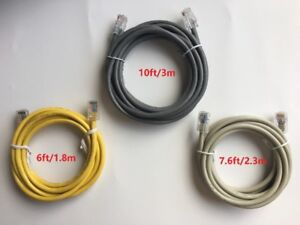 Cat5e Ethernet Cables