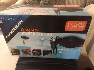Garage power station
