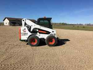 2011 S750 Bobcat & 6 attachments - LOW HOURS!!! Strathcona County Edmonton Area image 1