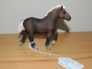 Retired Schleich Horse Black Forest Yearling