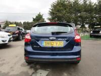 2012 Ford Focus 1.6 Ti-VCT Zetec 5dr