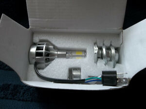 LED Headlight bulb H4 plug & play