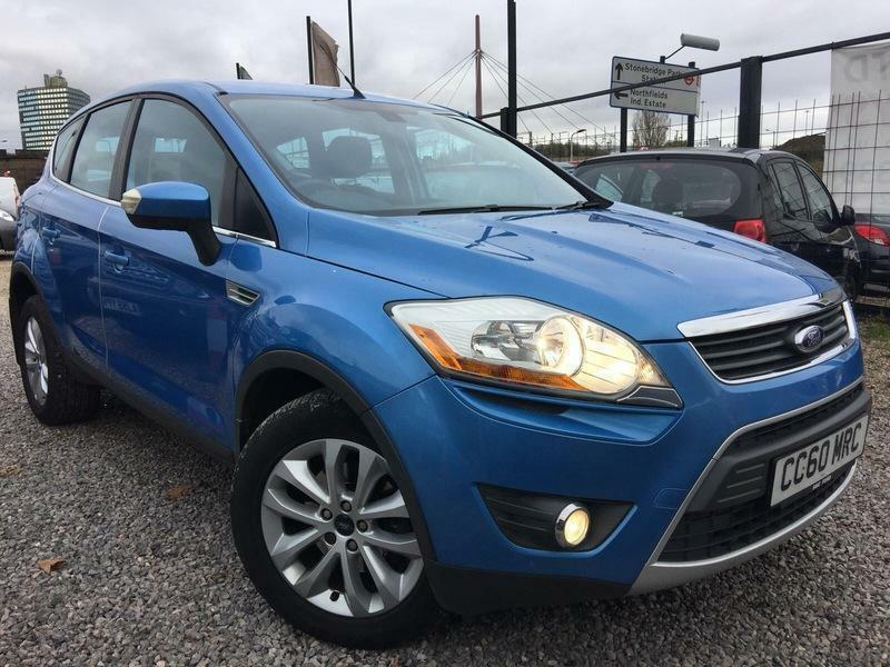 Ford Kuga 2.0 TDCI TITANIUM AWD 163PS