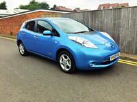 2013 Nissan Leaf E (80kw) (24kWh) Auto Acenta Only 1,300 Miles From New
