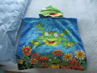 Child's Hooded towel's - have three - 6.00 each