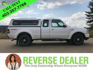 2008 Ford Ranger SPORT   Manual, Low Km`s, RWD, Extra tires avai