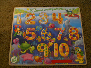 Wooden Leap Frog Puzzle