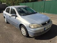 Vauxhall Astra 1.6 AUTOMATIC 5 doors drives excellent 12 months MOT
