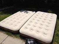 Coleman Air Beds, twin size
