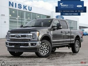 2019 Ford F-350 Super Duty Lariat  - Leather Seats
