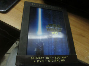 Star Wars: The Force Awakens 3-D Collector's Edition