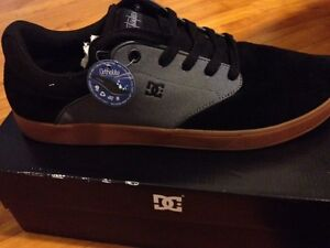 DC shoes suede neuf