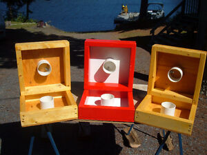 WASHER TOSS GAMES- 6 washers- $39.00