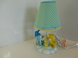 CARE BEARS SWEET DREAMS LAMP