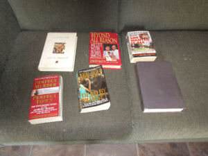 true crime novels by ann rule and others