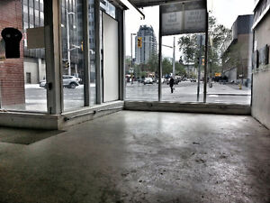 SHARED COMMERCIAL SPACE FOR RENT (BY WARD MARKET)