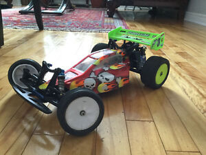 Team associated b4 rc buggy.   Rc truck... Rc car