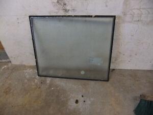 Translucent Thermalpane Glass